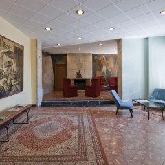 Отель Apartamentos Montserrat Abat Marcet Монистроль-де-Монтсеррат интерьер отеля