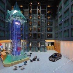 Отель Radisson Blu Hotel Zurich Airport Швейцария, Цюрих - 1 отзыв об отеле, цены и фото номеров - забронировать отель Radisson Blu Hotel Zurich Airport онлайн