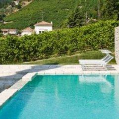 Отель Villa Barberina Вальдоббьадене бассейн