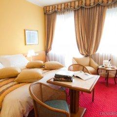 Отель Grand Hotel Trieste & Victoria Италия, Абано-Терме - 2 отзыва об отеле, цены и фото номеров - забронировать отель Grand Hotel Trieste & Victoria онлайн комната для гостей фото 3