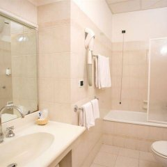 Hotel Villa Delle Rose Ористано ванная