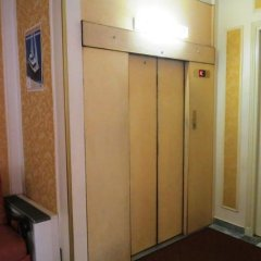 Hotel Busby сейф в номере
