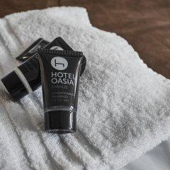 Отель City Hotel Oasia Дания, Орхус - отзывы, цены и фото номеров - забронировать отель City Hotel Oasia онлайн ванная