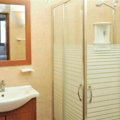 Отель Liber Seashore Suites Тель-Авив ванная