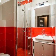 Отель Koscielna Apartment Old Town Польша, Варшава - отзывы, цены и фото номеров - забронировать отель Koscielna Apartment Old Town онлайн ванная фото 2