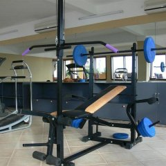 Отель Romana Resort & Spa фитнесс-зал фото 2