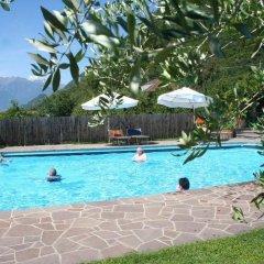 Отель Pension Sonnheim Гаргаццоне бассейн фото 2
