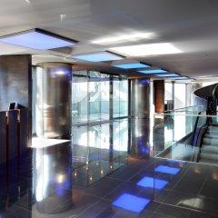 Отель Eurostars Madrid Tower Мадрид фитнесс-зал фото 2