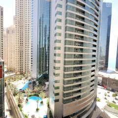 Suha Hotel Apartments by Mondo балкон