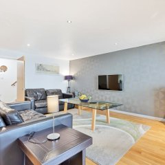 Апартаменты Duplex Retreat - Luxury 2floor apartment Брайтон комната для гостей фото 4