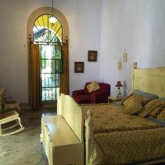 Отель Hacienda San Pedro Nohpat комната для гостей фото 2