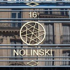 Отель Nolinski Paris Франция, Париж - 1 отзыв об отеле, цены и фото номеров - забронировать отель Nolinski Paris онлайн вид на фасад фото 2