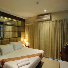 Отель Whitehouse Condotel Паттайя комната для гостей