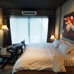 Отель Deep Residence комната для гостей