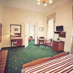 Отель Sant Georg Garni Чехия, Марианске-Лазне - отзывы, цены и фото номеров - забронировать отель Sant Georg Garni онлайн комната для гостей