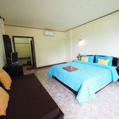 Отель Green Garden Resort Таиланд, Ланта - отзывы, цены и фото номеров - забронировать отель Green Garden Resort онлайн комната для гостей фото 2