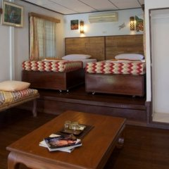 Отель Nangyuan Island Dive Resort Таиланд, о. Нангьян - отзывы, цены и фото номеров - забронировать отель Nangyuan Island Dive Resort онлайн комната для гостей фото 3