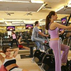 Отель Bellagio фитнесс-зал