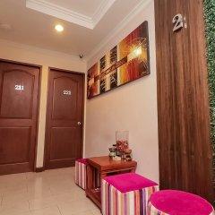 Отель Nida Rooms Silom Soi 12 Planet Бангкок интерьер отеля фото 3