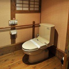 Отель Oyado Hanabou Минамиогуни ванная