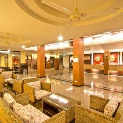 Golden Sea Pattaya Hotel интерьер отеля фото 2