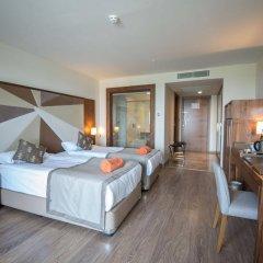 Отель Nirvana Lagoon Villas Suites & Spa комната для гостей