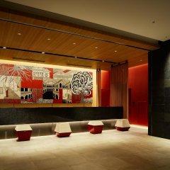 Отель Mitsui Garden Hotel Ginza gochome Япония, Токио - отзывы, цены и фото номеров - забронировать отель Mitsui Garden Hotel Ginza gochome онлайн интерьер отеля фото 2