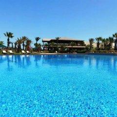 Отель Hasdrubal Thalassa & Spa Djerba Тунис, Мидун - 1 отзыв об отеле, цены и фото номеров - забронировать отель Hasdrubal Thalassa & Spa Djerba онлайн бассейн фото 2