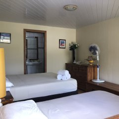 Отель Hakamanu Lodge Французская Полинезия, Тикехау - отзывы, цены и фото номеров - забронировать отель Hakamanu Lodge онлайн спа
