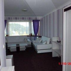 Отель Crystal Болгария, Смолян - отзывы, цены и фото номеров - забронировать отель Crystal онлайн комната для гостей фото 2