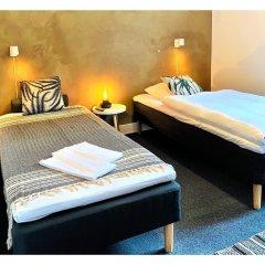 Hotel Gammel Havn Фредерисия комната для гостей фото 2
