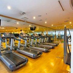 Отель Welli Hilli Park Южная Корея, Пхёнчан - отзывы, цены и фото номеров - забронировать отель Welli Hilli Park онлайн фитнесс-зал