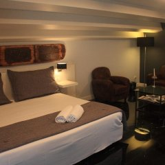 Quintocanto Hotel and Spa сейф в номере