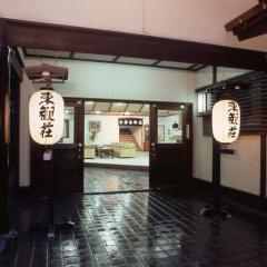 Отель Nikko Tokanso Никко интерьер отеля