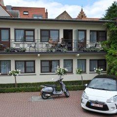 Flanders Hotel - Hampshire Classic парковка