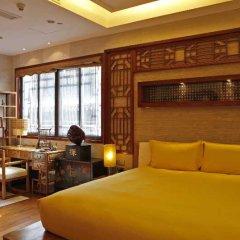 Mahayana OCT Boutique Hotel Shenzhen комната для гостей фото 2