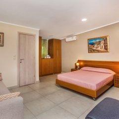 Отель Golden Residence Family Resort Греция, Ханиотис - отзывы, цены и фото номеров - забронировать отель Golden Residence Family Resort онлайн комната для гостей фото 5