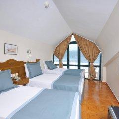 Отель CLASS BEACH MARMARİS Мармарис комната для гостей фото 2