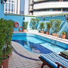 Отель Regal Plaza Hotel ОАЭ, Дубай - 2 отзыва об отеле, цены и фото номеров - забронировать отель Regal Plaza Hotel онлайн бассейн