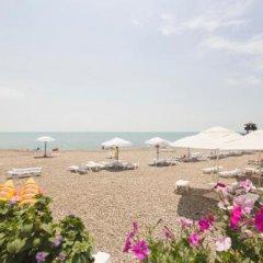 Hotel Staraya Khosta пляж