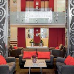 Mamaison Hotel Andrassy Budapest интерьер отеля