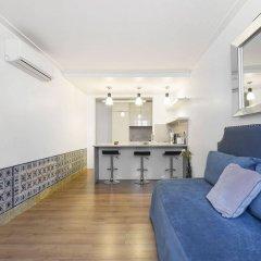 Отель Lisbon Serviced Apartments - Baixa Chiado Португалия, Лиссабон - 1 отзыв об отеле, цены и фото номеров - забронировать отель Lisbon Serviced Apartments - Baixa Chiado онлайн комната для гостей фото 4