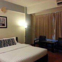 Sukhumvit Crown Hotel Бангкок комната для гостей