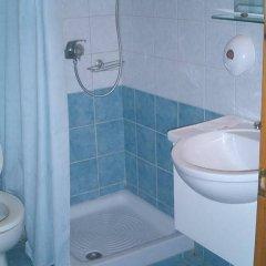 Отель Jovana Греция, Корфу - отзывы, цены и фото номеров - забронировать отель Jovana онлайн ванная фото 2