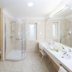 Отель Francis Palace Чехия, Франтишкови-Лазне - отзывы, цены и фото номеров - забронировать отель Francis Palace онлайн ванная