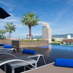 Отель Best Western Patong Beach бассейн фото 3