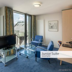 Royal Hotel Zurich комната для гостей фото 3