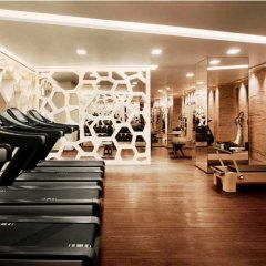 Отель Hyatt Centric Levent Istanbul фитнесс-зал