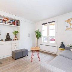 Апартаменты Bright Studio in Paris 18th комната для гостей фото 2