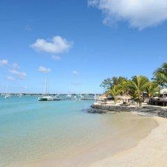 Veranda Grand Baie Hotel & Spa пляж фото 2